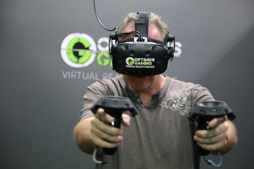 Optimus Gaming corporate