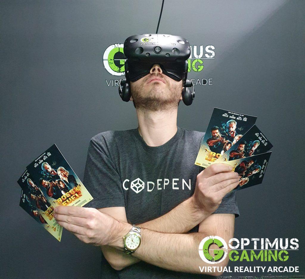 Optimus Gaming virtual reality