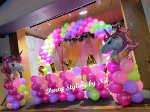 Party Styling By Nil unicorn