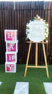 Party Hire G baby shower