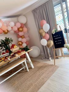Party Hire G birth event