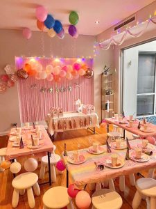 Party Hire G events
