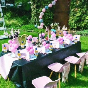 Picture Perfect Planning garden party
