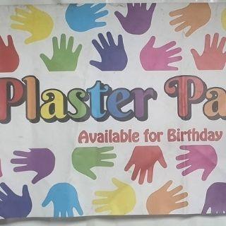 Plaster Fun
