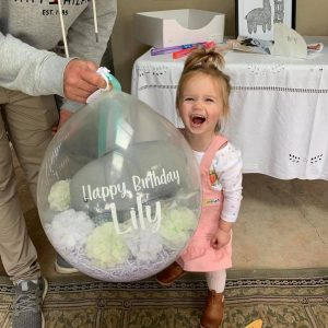 Pop Me Balloon Co birthday gift