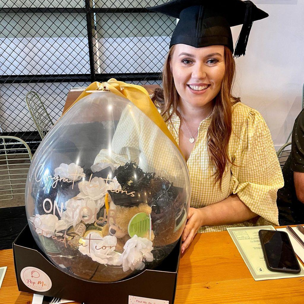 Pop Me Balloon Co graduation