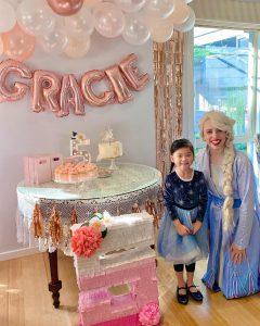 Princess Parties birthday