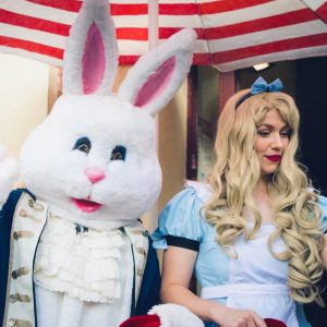 Princess Parties Easter