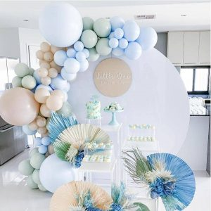 Prop Up Party baby shower wall