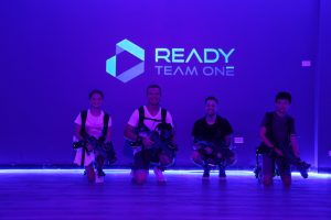 Ready Team One parties