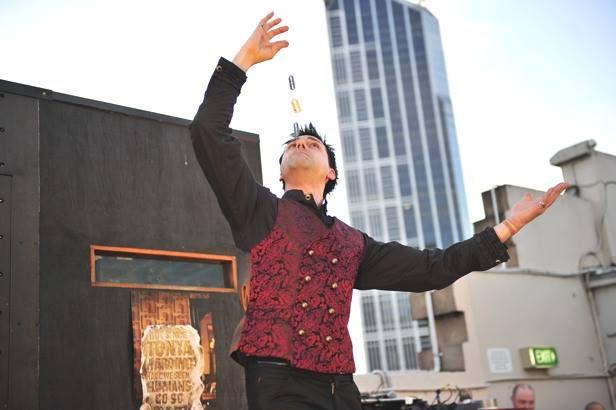 Richard Vegas Magician magic