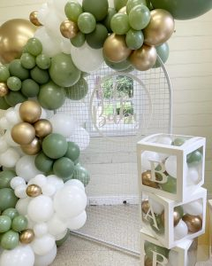 Rustic Balloons Melbourne events