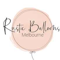 Rustic Balloons