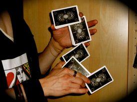 Ryan Razi Magic cards