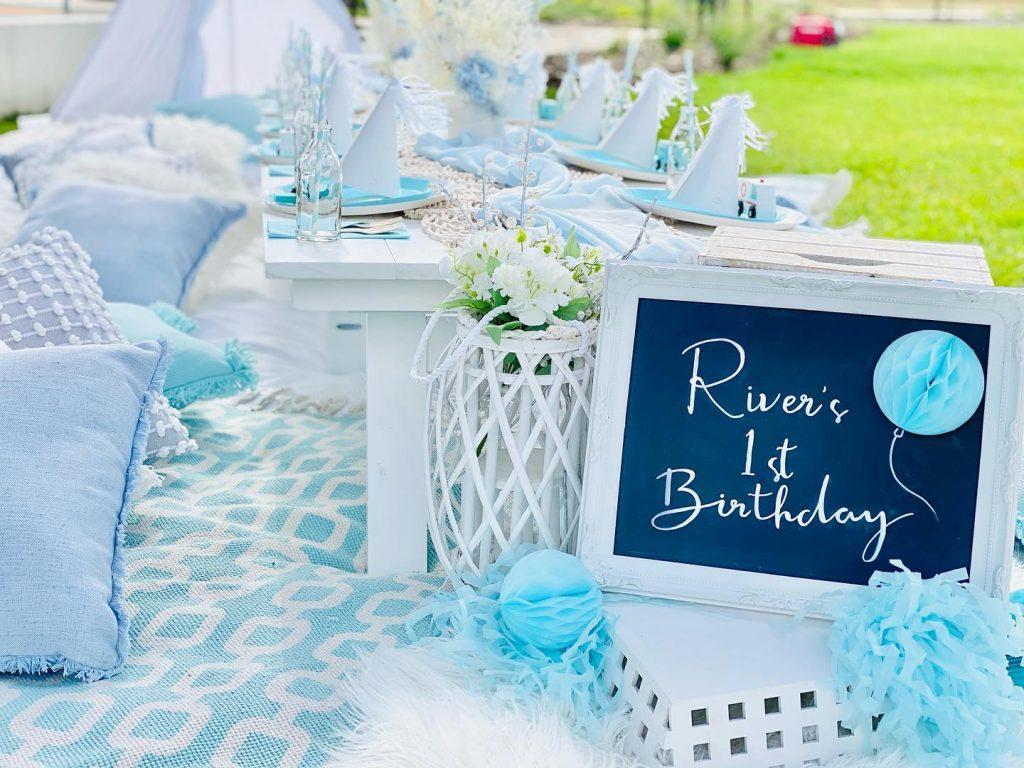 Silverlinings Events 1st birthday
