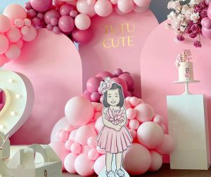 Silverlinings Events balloons