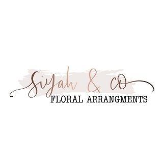 Siyah & Co Floral Arrangements