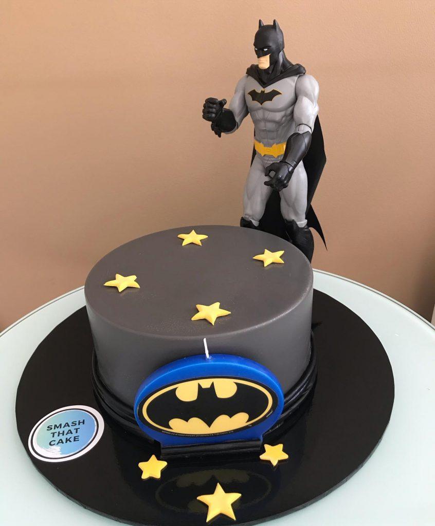 Smash That Cake batman