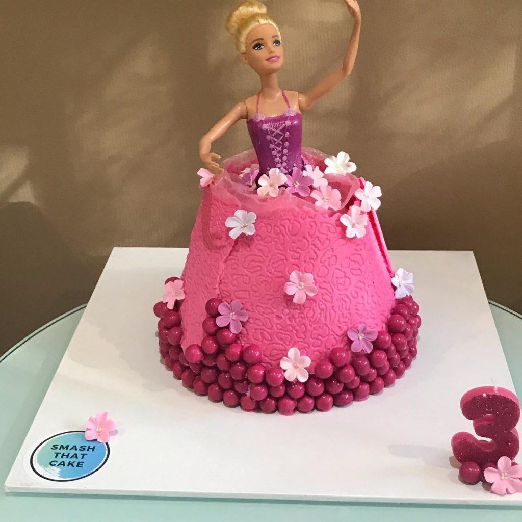 Smash That Cake princess