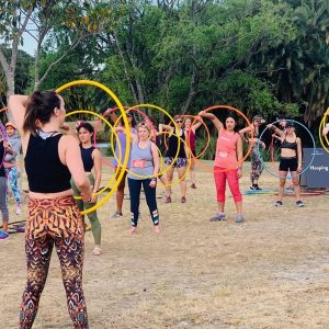 SpinJoy Hoop Dance corporate