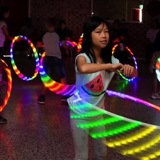 SpinJoy Hoop Dance parties