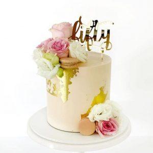 Studio T55 cake topper
