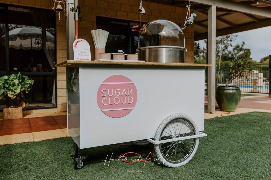 Sugar Cloud Australia cart