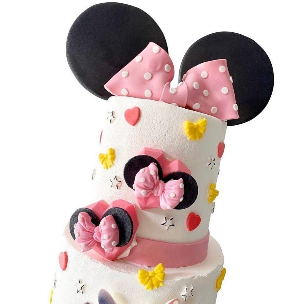 The Sweetheart Co. cake