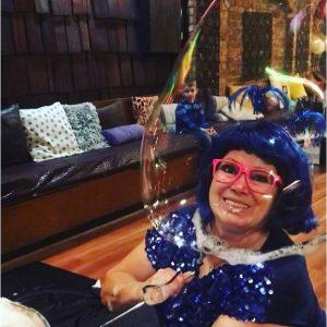 Sydney Bubble Show bubble head