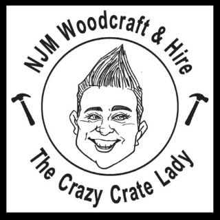 The Crazy Crate Lady