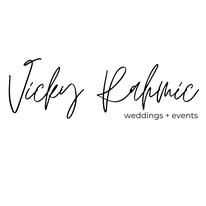 Vicky Rahmic Weddings + Events