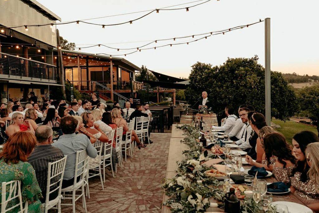Vicky Rahmic Weddings + Events wedding outdoor