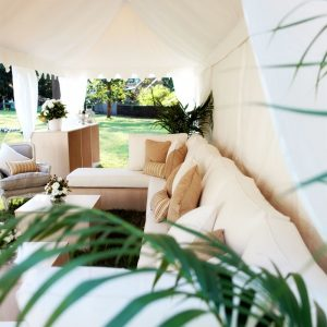 Whitehouse Marquees comfort