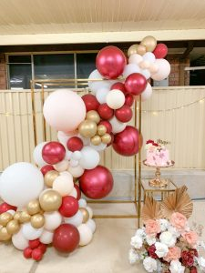 Events By Mary balloons