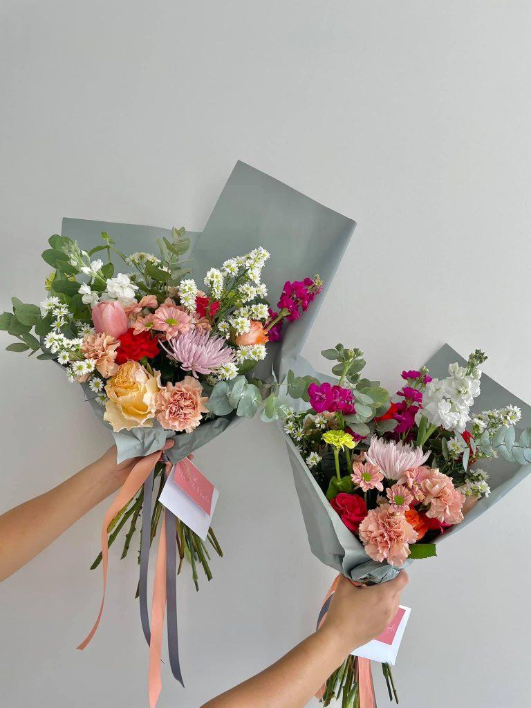 Flora & Maple gift bouquet