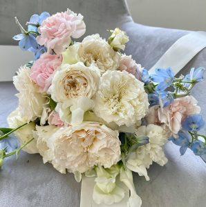 Flora & Maple bridal bouquet