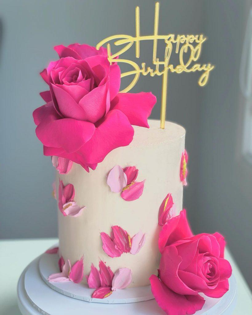 Gorg Cake Designs pink