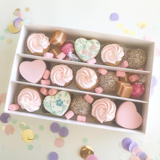 Little Bunneys Three sweet treats