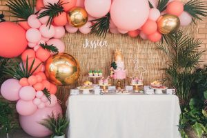 My Little Party Australia flamingos