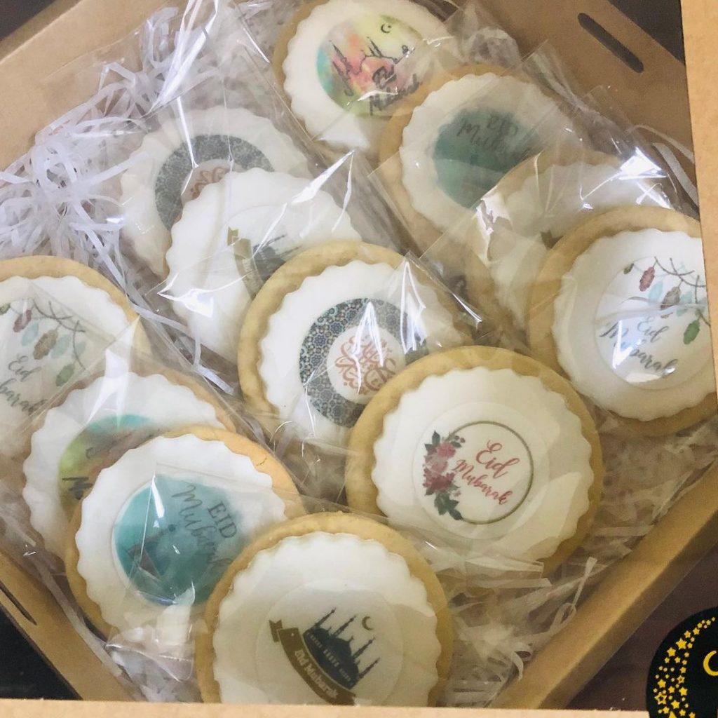 MYummy Desserts Eid cookies