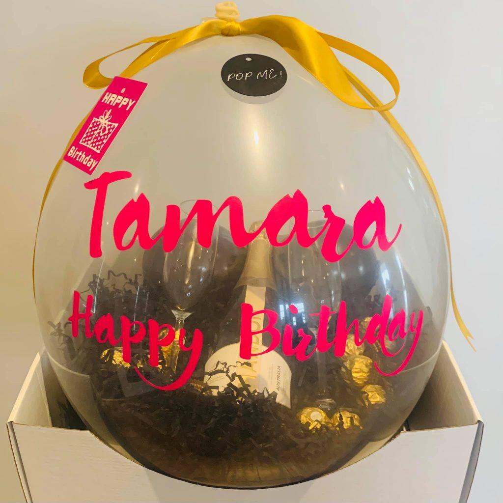Pop N Balloon tamara