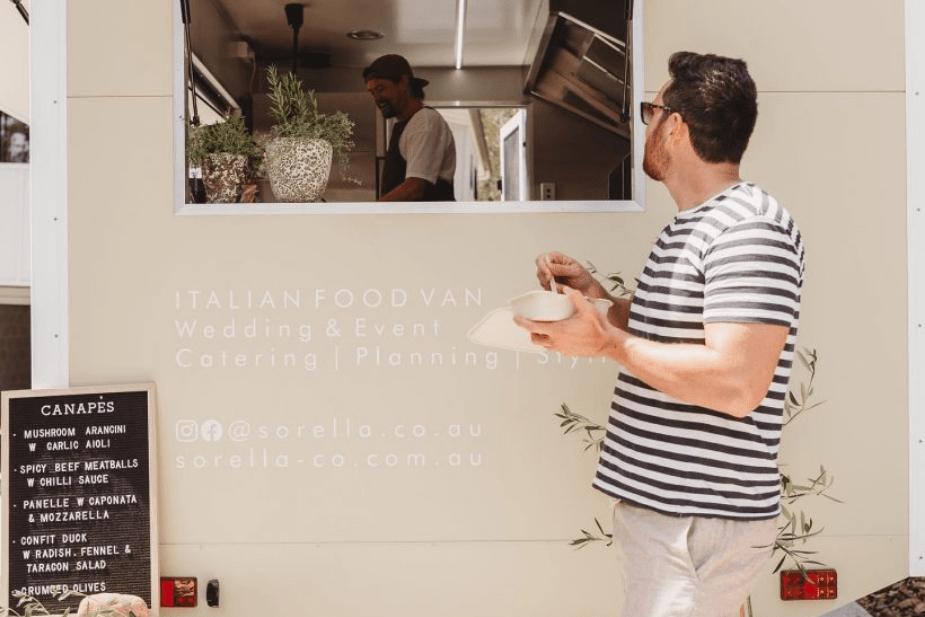 sorella food truck