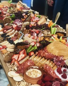 Soul + Savoury grazing table