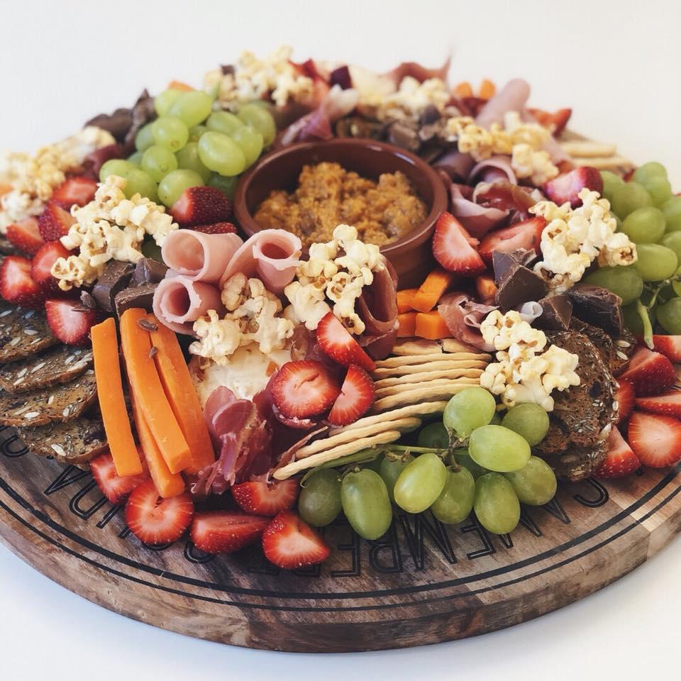 Soul + Savoury platters