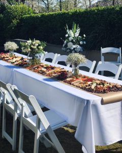 Soul + Savoury table setting