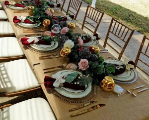 Special Events By Tracey table setting