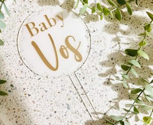 Young, Wild & Free baby shower