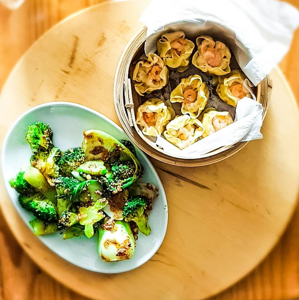 A Moveable Feast Catering broccoli