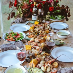 A Moveable Feast Catering share platter