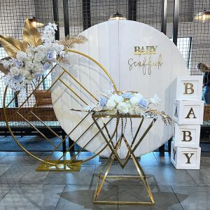 AK Event Styling baby shower